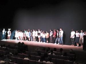 U18表彰式